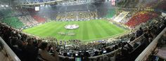 Juventus Stadium mod Real Madrid! Fantastisk!