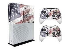 Video Games & Consoles Special Section Cod Ghost 3 Xbox One S Sticker Console Decal Xbox One Controller Vinyl Skin 50% OFF Faceplates, Decals & Stickers