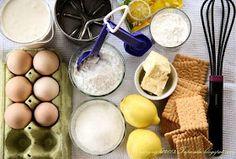 TAPENDA Przepisy Kulinarne na każdy dzień: Ciasto cytrynowe Eggs, Breakfast, Bakken, Morning Coffee, Egg, Egg As Food