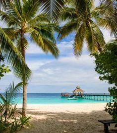 Maldives Reethi Beach Resort #Maldives, #resort, #island, #honeymoon, #romantic