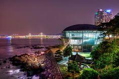 Haeundae, Corea del Sur.