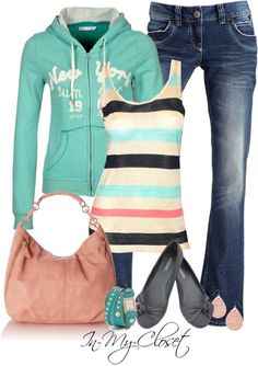 """Casual - #60"" by in-my-closet ❤ liked on Polyvore"