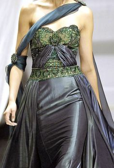 Broderies - Zuhair Murad - 2007 - Détails