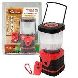 Indoor / Outdoor LED Lantern with Remote Control and Compass