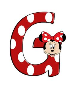 Mickey Mouse Letters, Mickey E Minnie Mouse, Minnie Png, Minnie Mouse Background, Dream Catcher Drawing, Alfabeto Disney, Character Letters, Alphabet And Numbers, Disney Family