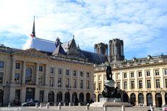Cityguide Week-end à Reims en Champagne, balade dans Reims par radis rose