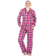 #Christmas Where can I find Womens Cotton Flannel Pajama Sleepwear Set - Plaid Purple/Pink - M for Christmas Gifts Idea Deal . Christmas  is usually a wonderful season, but let's be honest: It is tense along with means over-stimulating should you have the million adventures and the wonderful to discover. We've included numero...