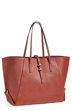 Zac Zac Posen 'Eartha' Saffiano Leather Shopper available at #Nordstrom