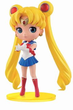 Sailor Moon Q Pocket Figur Sailor Moon 14 cm