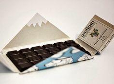 Chocolate islandés, artesano y ecológico Omnom Chocolate