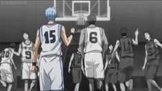 Kuroko no Basket: This is the saddest thing ever T^T