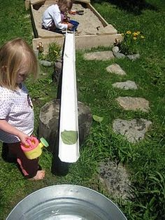Plastic rain gutters for sand and water - longevity? sharp edges?