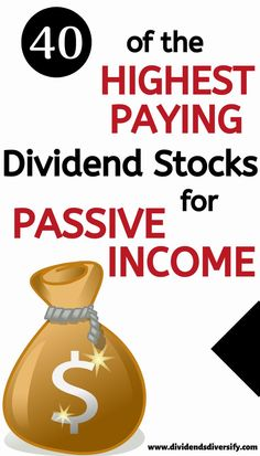 How To Start Dividend Investing With The Highest Paying Dividend Stocks Stock Market Investing, Investing In Stocks, Investing Money, Real Estate Investing, Stocks To Invest In, Drip Investing, Saving Money, Silver Investing, Dividend Investing