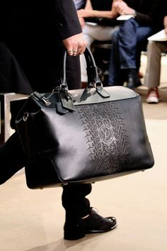 Louis Vuitton Men's spring-summer 2011