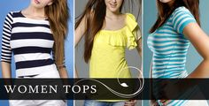 Buy Online Women Tops from best brands, unique designs, sizes and variety.  shop here >> http://hytrend.com/women/clothing/tops.html or call 011-4232-8888