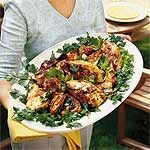 Lexington-Style Grilled Chicken Recipe | MyRecipes.com