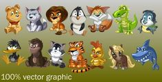 Animation of Animals