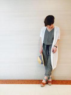大人お洒落なオールインワン*   新宿ミロード店   POU DOU DOU ショップブログ