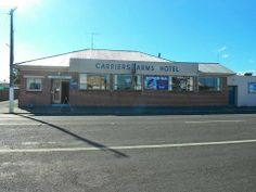 Carriers Arms Hotel Riverton Southland New Zealand