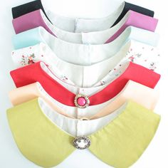 I love Peter Pan collars! - Yvonne