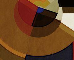 Hertz Van Bauhaus FOUR, Geometric Abstracts, 2016, Limited Editions of 6 & 20 - Big Fat Arts   BFA Gallery   Czar Catstick - 2