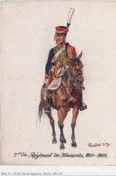 7e bis Régiment de Hussards 1801-1803