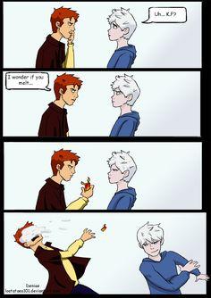 Hero School: Do you melt? by lostatsea101.deviantart.com on @deviantART