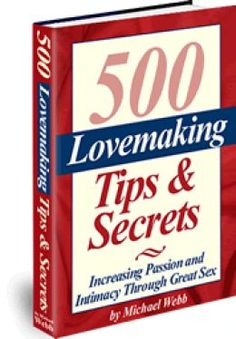 500 Lovemaking Tips: Passion & Intimacy Secrets From Oprah Romance Expert Sexuality Save My Marriage, Marriage Relationship, Oprah, Cool Websites, Mind Blown, Spice Things Up, Self Help, The Cure, The Secret