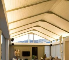 Under Soffit Thermal Insulation - Installation guide