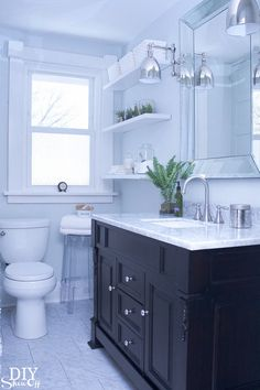 DIYShowOff Bathroom Makeover Vurtu USA