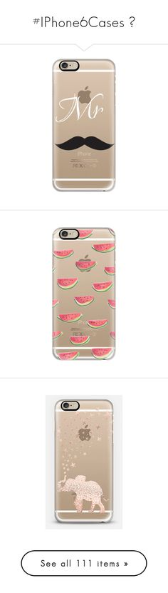 """""""#IPhone6Cases 📱"""" by momochen95 ❤ liked on Polyvore featuring accessories, tech accessories, iphone case, iphone cover case, iphone cases, slim iphone case, clear iphone case, apple iphone case, phone cases and phones"""