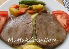 Hi today, one of our members will share the recipe of Dana Roast on request . Turkish Recipes, Italian Recipes, Fresh Fruits And Vegetables, Root Vegetables, Turkish Sweets, Fish And Meat, Lunches And Dinners, Breakfast Recipes, Roast