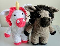 buddies - plus3 crochet