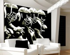 Custom Fabric Wallcovering Wall Mural Wallpaper from Customized Wal