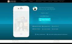 The website 'https://www.camera360.com/production/?production=hellocamera&platform=ios' courtesy of @Pinstamatic (http://pinstamatic.com)
