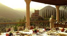 Hotel Kasbah Tamadot #JetsetterCurator