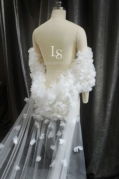 Wedding Cape, Bridal Cape, Wedding Veil, Wedding Dresses, Flower Girl Dresses, Girls Dresses, Got Married, Getting Married, Custom Capes