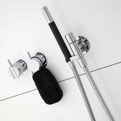 Minimalistisk - med maritime undertoner, Badeværelse inspiration, badeværelse indretning, bathroom inspiration