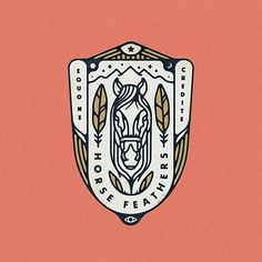 Oh horse feathers! Thinking about revamping this guy for a new project. I never really get tired of drawing horses. . . . . . #badge #badges #badgedesign #badgedesign #horsefeathers #horses #horsesofinstagram #equine #thicklines #lineart #dribbble #dribbblers #graphicdesigner #graphicdesign #graphicdesigncentral #graphicdesigners #graphicdesigning #graphicdesigns #graphicdesignlife #illustrate #illustrate #illustrationart #artgram #vectorart #vectorillustration #illustrationoftheday…