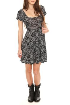 cutest dress ever. at HOT TOPIC! (: