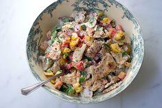 Na'ama's Fattoush Recipe -- Heidi Swanson makes a recipe from Yotam Ottolenghi and Sami Tamimi