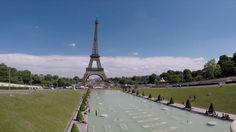 Paris longboard evolve gt