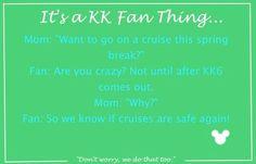 Is a kk fan thing - kingdom-keepers Photo