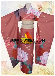 Costume Detail Kamisama Kiss Nanami Floral Kimono Cosplay Costume Includes - Kimono Set, Waistband We may have selected store sizes for this costume, ready for fast ship. Please check with us on avail