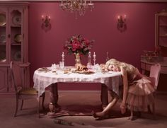 In The Dollhouse -an imagined life of the real barbie and ken