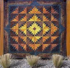 Sunflower Power Quilt Pattern
