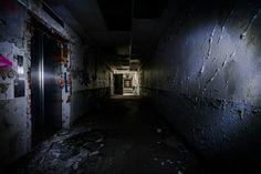 'Abandoned Hospital'