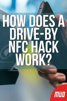 NFC is not secure. The drive-by hack proves close proximity isn't enough to deter malicious intent. So how do you protect smartphones against NFC hacks? Android Phone Hacks, Cell Phone Hacks, Computer Projects, Arduino Projects, Hacker Programs, Computer Maintenance, Cyber Safety, Diy Tech, Computer Technology