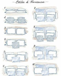 Aprenda a organizar os travesseiros da sua cama de casal Home Bedroom, Bedroom Decor, Bedding Master Bedroom, Guest Bedrooms, Bed Styling, Interior Design Tips, Interior Inspiration, Home Staging, My Room