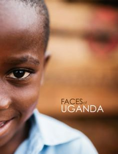 Faces of Uganda - collection of portraits taken in Kawempe Uganda with profits funding construction of children's homes at Hope Africa in Central Uganda